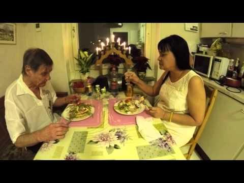 วันเกิดแม่ไหย่น้อยกินเค้ก Smörgåstårta มากินเค้กสวีเดนกันจร้า ขอบคุญทุกคำอวยพร