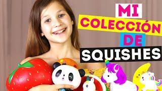 SQUISHY | Toda mi COLECCIÓN de SQUISHIES | Daniela Golubeva