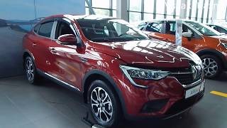 Renault ARKANA TCe 150 4x4 CVT X-Tronic Edition One мнение иностранца