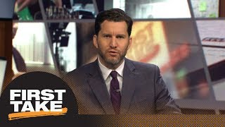 Will Cain on Al Horford: He is 'the rock' for the Celtics vs. Cavaliers | First Take | ESPN