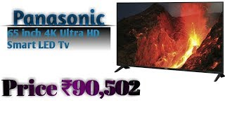 Panasonic TH-65FX600D 164 cm (65 inches) Smart Ultra HD 4K