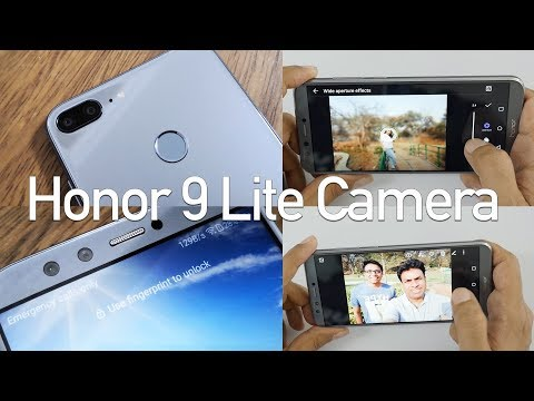 Honor 9 Lite Camera Functions with Samples & Camera Review
