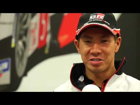 Coffee Break with Kamui Kobayashi