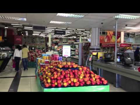 Summer 2014 Media Project: Shopping in Gaborone