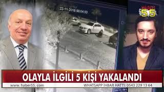 SAMSUN'DA SEMİH ÇAKIR'I VURANLAR ADLİYEDE!