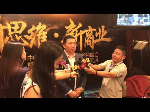 Interview by Guangdong TV station