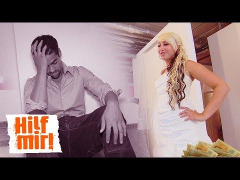Gold Digger Hochzeit: Meine Freundin treibt mich in den Ruin  Hilf Mir!