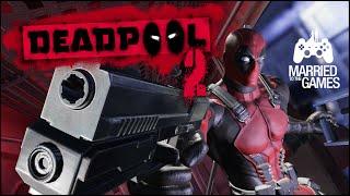 Deadpool Walkthrough Gameplay Part 2 - To the Choppah