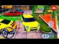 Sports Car Parking (by Racing Games Android) Android Gameplay Walkthrough