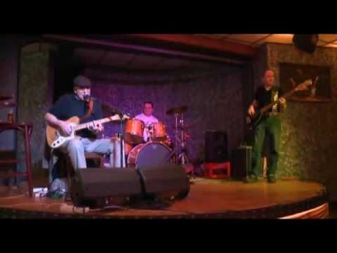 Stan the MANN 121116 Music kafe mlýn Plzeň