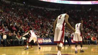 Illinois Basketball Highlights at UNLV 11/26/13