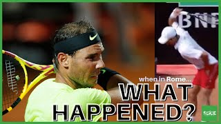 Rome 2020: Why Nadal Lost + Djokovic Struggles | THE SLICE