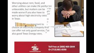 Are You Paying Too Much for Your Texas Energy Rates? Compare Electricity Rates!