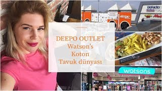 MALL OF ANTALYA & DEEPO OUTLET