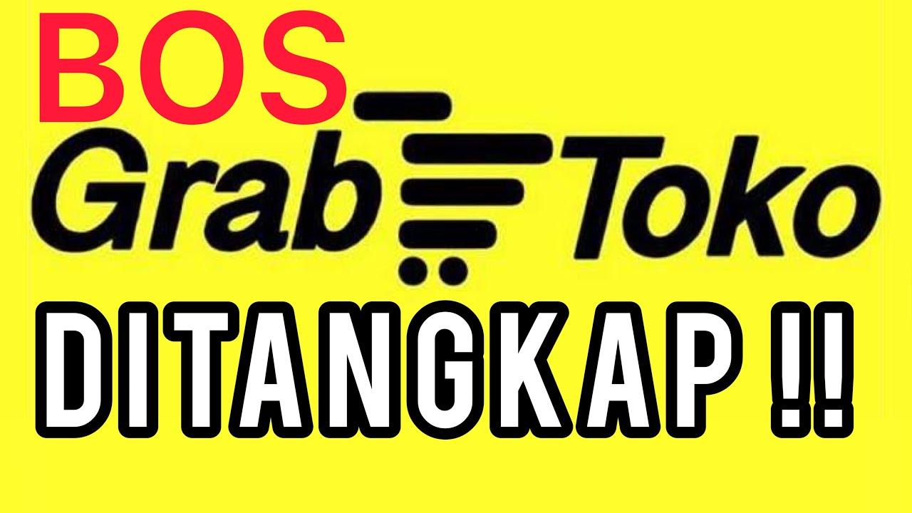 GrabToko - Bos Grab Toko Ditangkap - Polisi Tangkap Pemilik Grab Toko