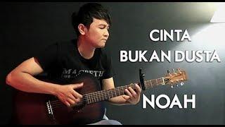 Cinta Bukan Dusta - Nathan Fingerstyle | Guitar Cover