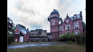 Abandoned? Observatory (SNEAKING THERE AT DAWN) Urban Exploration / Travel vlog