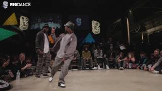 Greenteck vs Prince | Popping Final | HIP OPsession 2017