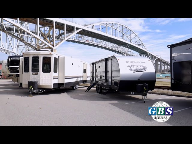 25th Annual RV & Camping Show - At the Blue Water Convention Center 2020