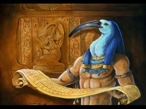 Golden Dawn Invocation Of Thoth