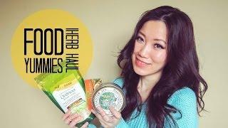 Haul & Giveaway | iHerb Food & Beauty Thumbnail