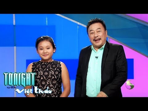 Tonight with Viet Thao #91 – Rachelle Thảo Vi (VSTAR Kids)