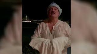 Лукашенко окунулся в прорубь! Крещение-2021