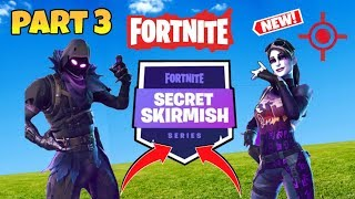 Fortnite Secret Skirmish Part 3! More Fortnite contenders announced