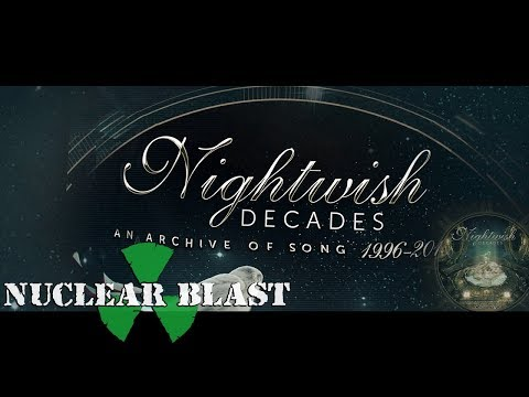 NIGHTWISH – Decades (OFFICIAL TRAILER #1)
