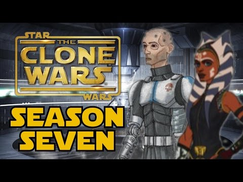 The Clone Wars Seasons 7 and 8: What Would Have Happened