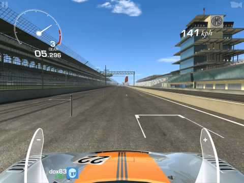 Real Racing 3 Porsche 918 RSR Drag