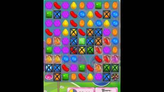 Candy Crush Level 1585 First Mobile Version