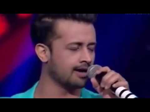 Arjit Singh Vs Atif Asllam Best Love Song Performance Live 2017