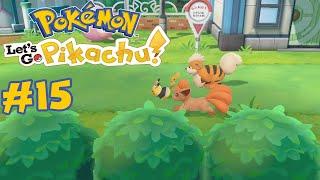 Jens Gennemføre: Pokémon Let's Go Pikachu - Episode 15