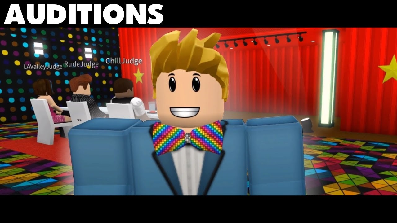 Roblox Got Talent Wipeout Roblox Got Talent Auditions Bloxburg 10k Subs Youtube