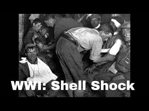 1914 - 1918 Season:  Shell Shock