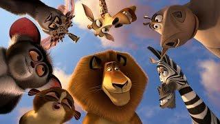 Madagascar Escape 2 Africa All Mini Games (X360, PS3, PS2, Wii) + Mini-Golf