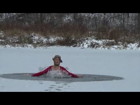 two women fall through ice and discuss the nature of fear youtube
