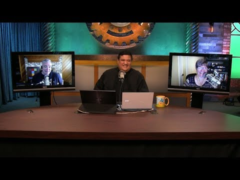 Windows Weekly 536: Mary Jo Loves the Xbox One X