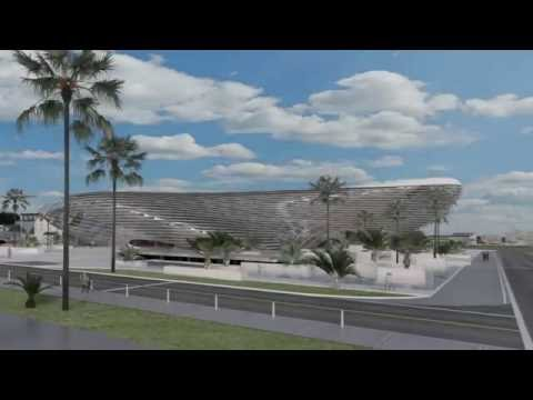 Airport in Bali | Ngurah Rai | competition project