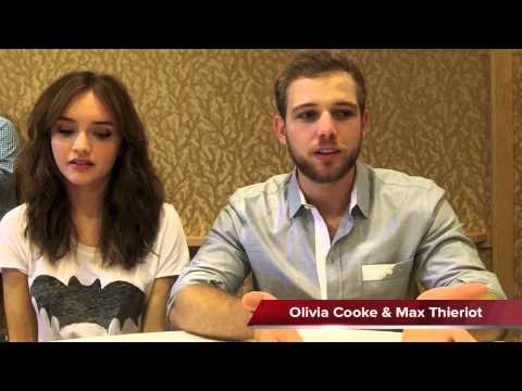 Olivia Cooke and Max Thieriot Talk BATES MOTEL