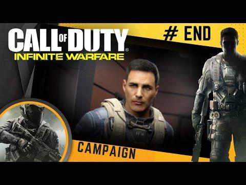 Call Of Duty Infinite Warfare: Operation Blood Storm Assault The Shipyard - Walkthrough Part 23 End