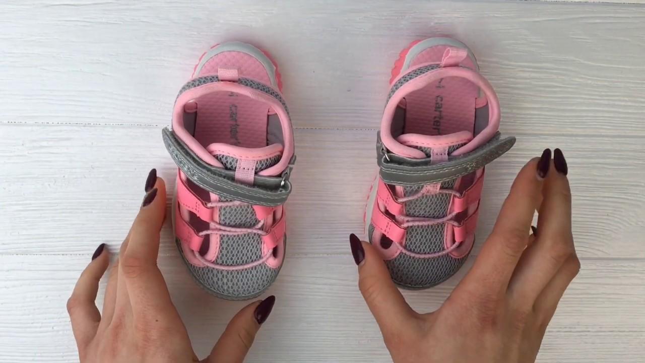 39bba56f2bea14 Спортивні сандалі для дівчинки OshKosh B'gosh 1716100 купити за 475 грн. в  Україні.