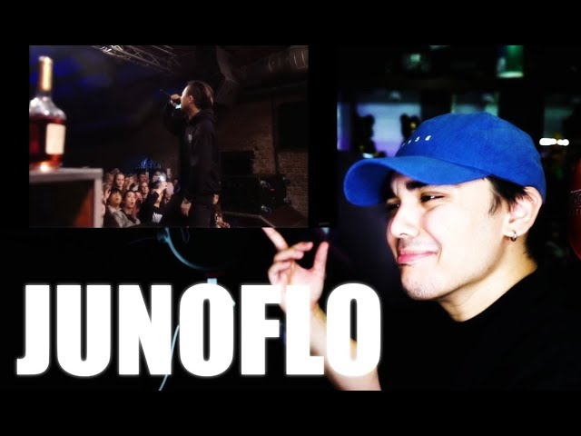 Junoflo - Real Ones MV Reaction