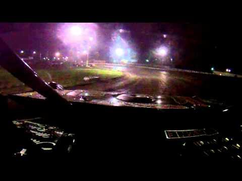 Brian Schultz 8-2-13 Feature at Fiesta City Speedway