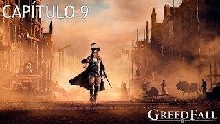 GREEDFALL EN ESPAÑOL | CAPITULO 9 | Y otro BOSS con Legendarios siuuhhh!