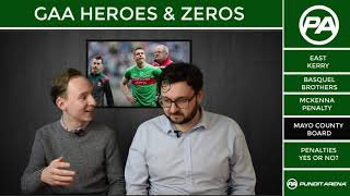 GAA Heroes & Zeros Ep. 1 - Clifford and Basquel Brothers Steal The Headlines