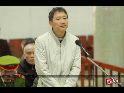 Vietnam's runaway oil exec appeals second life sentence for embezzlement