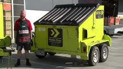 Tips for Using a Mobile Skip - DIY at Bunnings