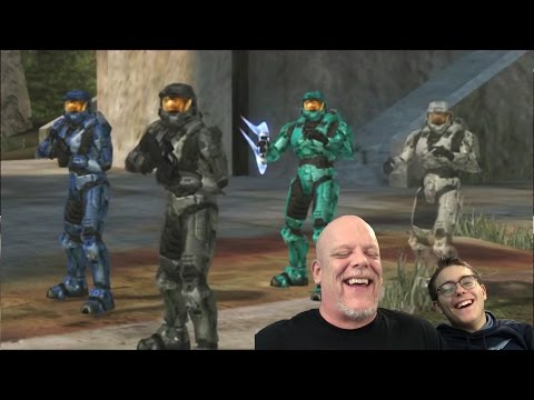 REACTION   Red vs Blue 59  BowChickaWowWow NEVER Gets Old!